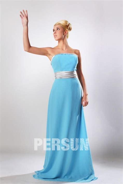 robe demoiselle d honneur bleu robe de demoiselle d honneur bleu turquoise marina mode