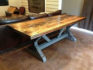 24 best Tables images on Pinterest Farm tables, Rustic