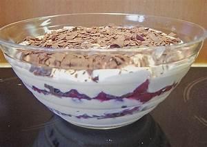 Dessert Für Viele : kirsch quark nachspeise von scarlett1955 ~ Orissabook.com Haus und Dekorationen