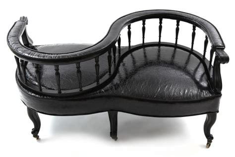 superb tete  tete sofa red modern furniture