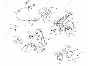 Polaris Atv 2002 Oem Parts Diagram For Electrical