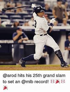 Hits His 25th Grand Slam to Set an Record! ⚾️🎉⚾️🎉 | MLB ...