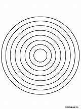 Circles Coloringpage Eu sketch template