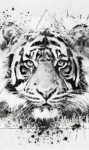 Pin by Aozikuma gt on ART PICTURAL | Mens tiger tattoo ...
