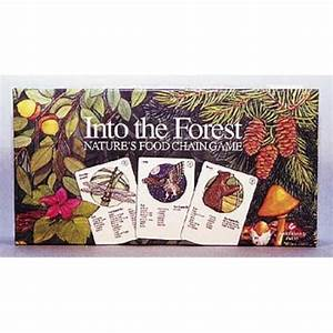 Into The Forest Game Food Chain Game Animal Food Chain