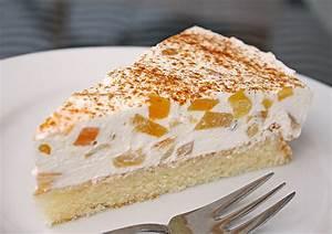 Pfirsich Schmand Kuchen (Rezept mit Bild) von ManuGro Chefkoch de