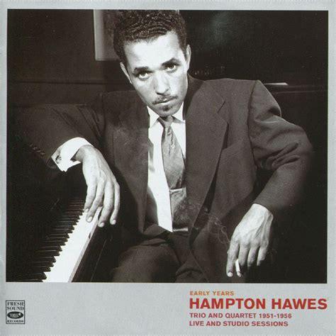 Hampton Hawes (19281977)  Cover Jazz