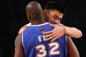 Yao Ming Joins Shaq In Retirement, And Disappointment ...