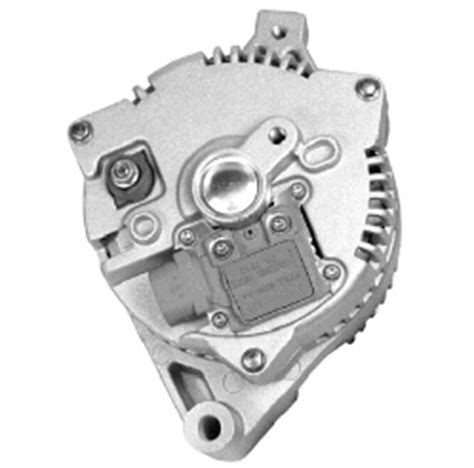 Series Amp Heavy Duty Large Case High Output Alternator