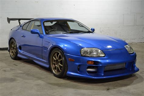 1993 Toyota Supra Turbo 6 Speed For Sale #69950