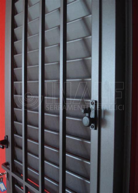 persiane blindate acciaio inalf persiane blindate in acciaio a lamelle orientabili