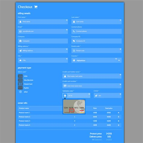 forms plus css form framework by swebdeveloper codecanyon