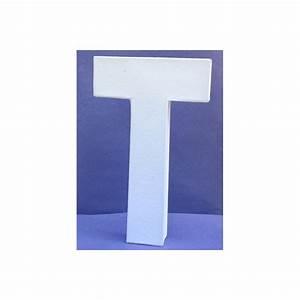Lettre En Carton À Peindre : lettre 3d t 12cm maison pratic boutique pour vos loisirs creatifs et votre deco ~ Nature-et-papiers.com Idées de Décoration