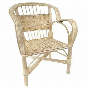 Fauteuil Exterieur Osier : fauteuil crapaud osier blanc la vannerie d 39 aujourd 39 hui ~ Premium-room.com Idées de Décoration