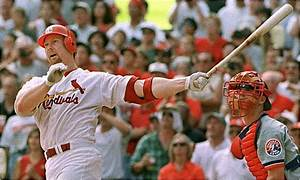 Mcgwire Admits That He Used Steroids The New York Times