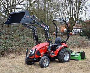Mini Traktor Mit Frontlader : tym t273 hst mit stoll frontlader und peruzzo fox 1400 ~ Kayakingforconservation.com Haus und Dekorationen