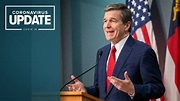 North Carolina Gov. Roy Cooper to announce executive order ...