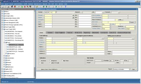 Oracle Forms And Reports 10g Resume by Rhenus Netherlands Uses Formspider Formspider