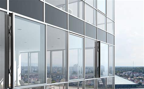 Unitized Curtain Wall Glazing by Stick Curtain Wall Cladtech International
