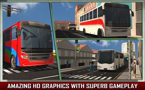 bus driver simulator  apk   simulation game  android apkpurecom