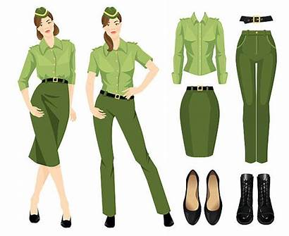 Uniform Military Clipart Vector Boots Clip Army