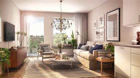 30 Beautiful Scandinavian Style Living Rooms Youtube
