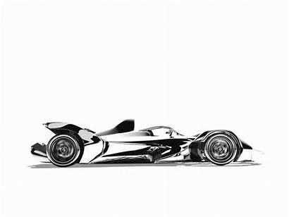 Shiny Side Purple 3d Dribbble Race Formula
