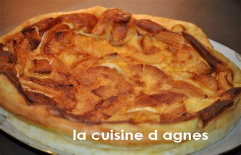 cuisine clafoutis aux pommes clafoutis aux pommes caramélisées la cuisine d 39 agnès