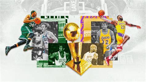 Lakers-Celtics, una guerra eterna por el trono de la NBA ...