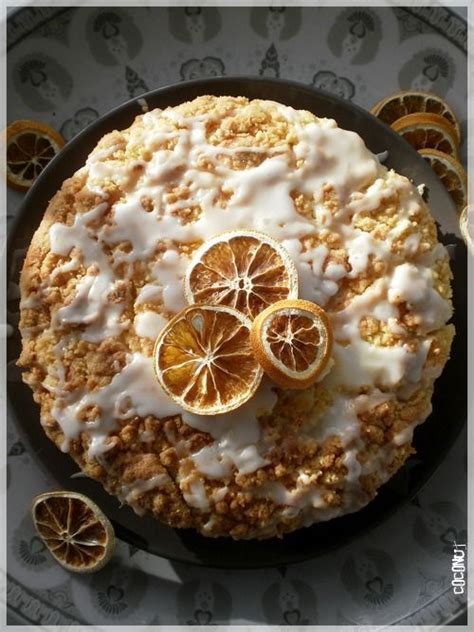 I saw these at my grocery store last week, and scooped up a few to try. MEYER LEMON COFFEE CAKE - Le Coconut Blog - Levain ...