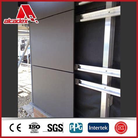 china aluminium composite panel acp fixing system china aluminium composite panel fixing acp