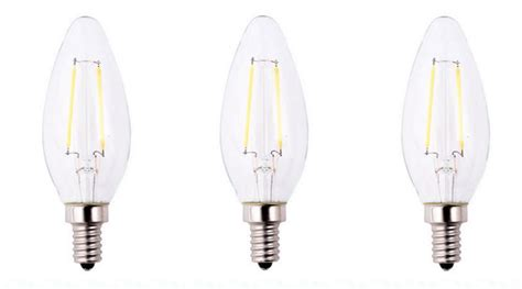 3 pack ecosmart dimmable led light bulbs deal of the day