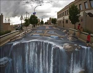 Virtual World of Blogging: Amazing 3d Street Art