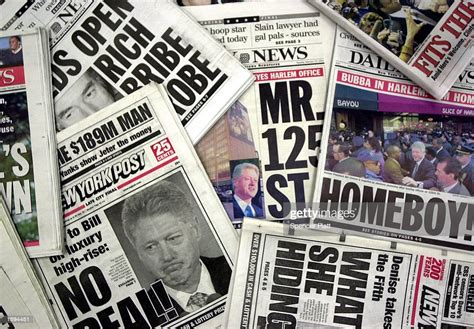 Is that newspaper is (countable) a publication, usually published daily or from tabloid headlines insisting that coffee causes cancer (yesterday, of course, it cured it) to stern government warnings. Recent New York tabloid newspapers sport Clinton headlines February... News Photo - Getty Images
