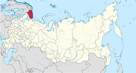 oblast de mourmansk wikivoyage le guide de voyage  de