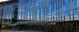 Thompson Rivers University Library and House of Learning ...