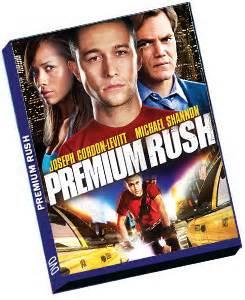 DVD Review Premium Rush | Oye! Times
