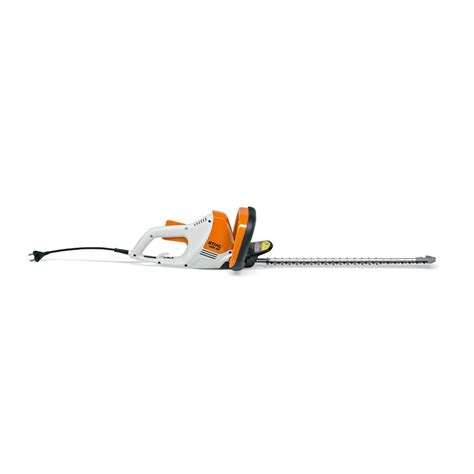 taille haie electrique stihl hse 52