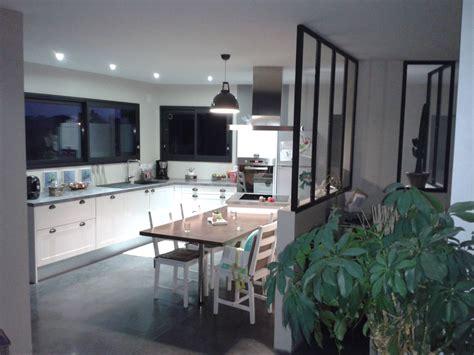 hotte moderne cuisine cuisine moderne avec hotte maison moderne