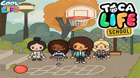 toca life school full game play  instructions toca