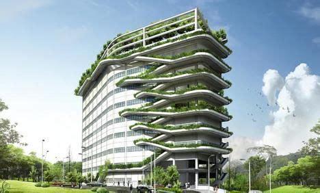 How Green Buildings Should Look Ken Yeang Treehugger
