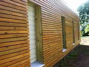 Bardage Claire Voie Horizontal : pourquoi construire en bois maison bois concept en guadeloupe maison bois concept ~ Carolinahurricanesstore.com Idées de Décoration