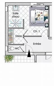 maison a l39esthetique recherchee detail du plan de With faire un plan maison 0 une maison 224 larchitecture atypique detail du plan de