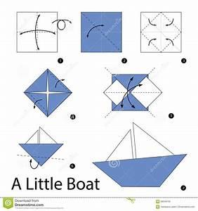 Faire Des Origami : instructions tape par tape comment faire origami un bateau t l charger parmi plus de 45 ~ Nature-et-papiers.com Idées de Décoration