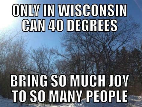 Wisconsin Meme - pin by anna kuhn on wisconsin jokes pinterest we and wisconsin