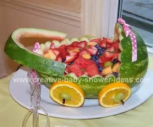 deviled eggs platter watermelon baby carriage