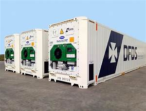 Dfds Selects Naturaline U00ae Refrigeration Units To Support