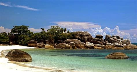 pulau bangka belitung tempat memanjakan diri
