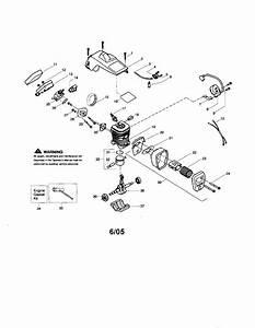 Poulan Wild Thing 2375 Fuel Line Diagram