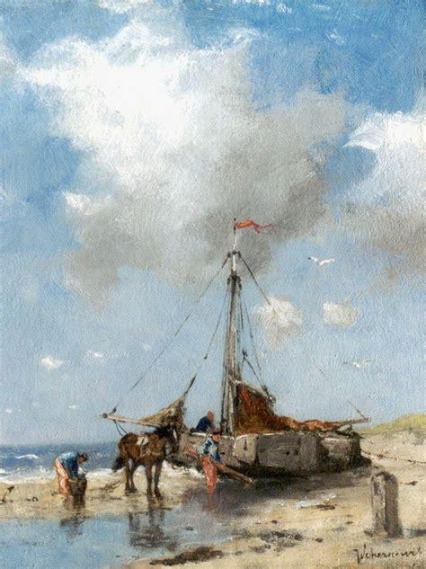 Platbodem Naar Engeland by Scherrewitz J F C Johan Frederik Cornelis Scherrewitz